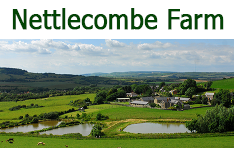 Nettlecombe Farm Retreat in March and October