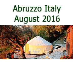 Abruzzo Italy Retreat