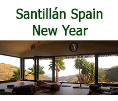 New Year at Santillan Spain